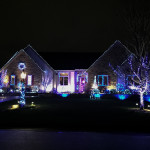 Don and Peggy Schulz Win Holiday Decorating Contest