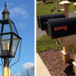 Mailbox Posts & LampPosts